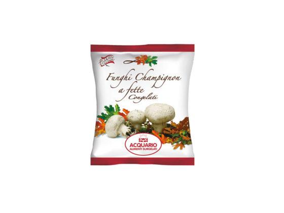 Funghi champignon a fette congelati