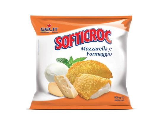 Softicroc Mozzarella e Formaggio