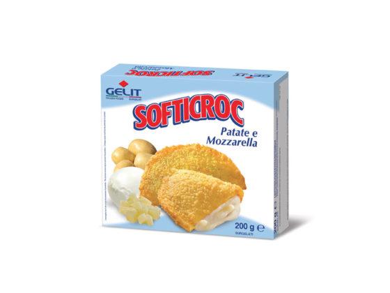 Softicroc Mozzarella e Patate