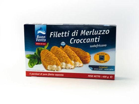 Filetti di Merluzzo Croccanti