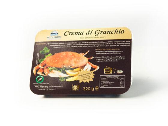 Crema di granchio