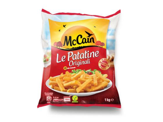 Le patatine originali McCain