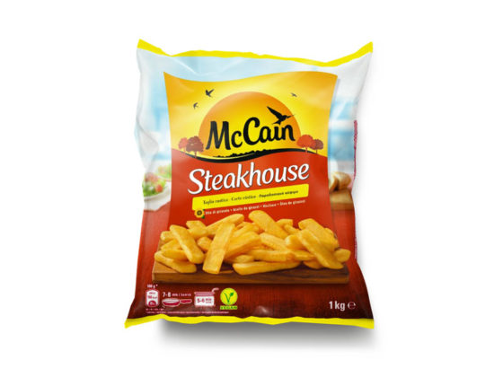 Steakhouse McCain