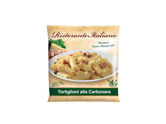 Totiglioni alla Carbonara